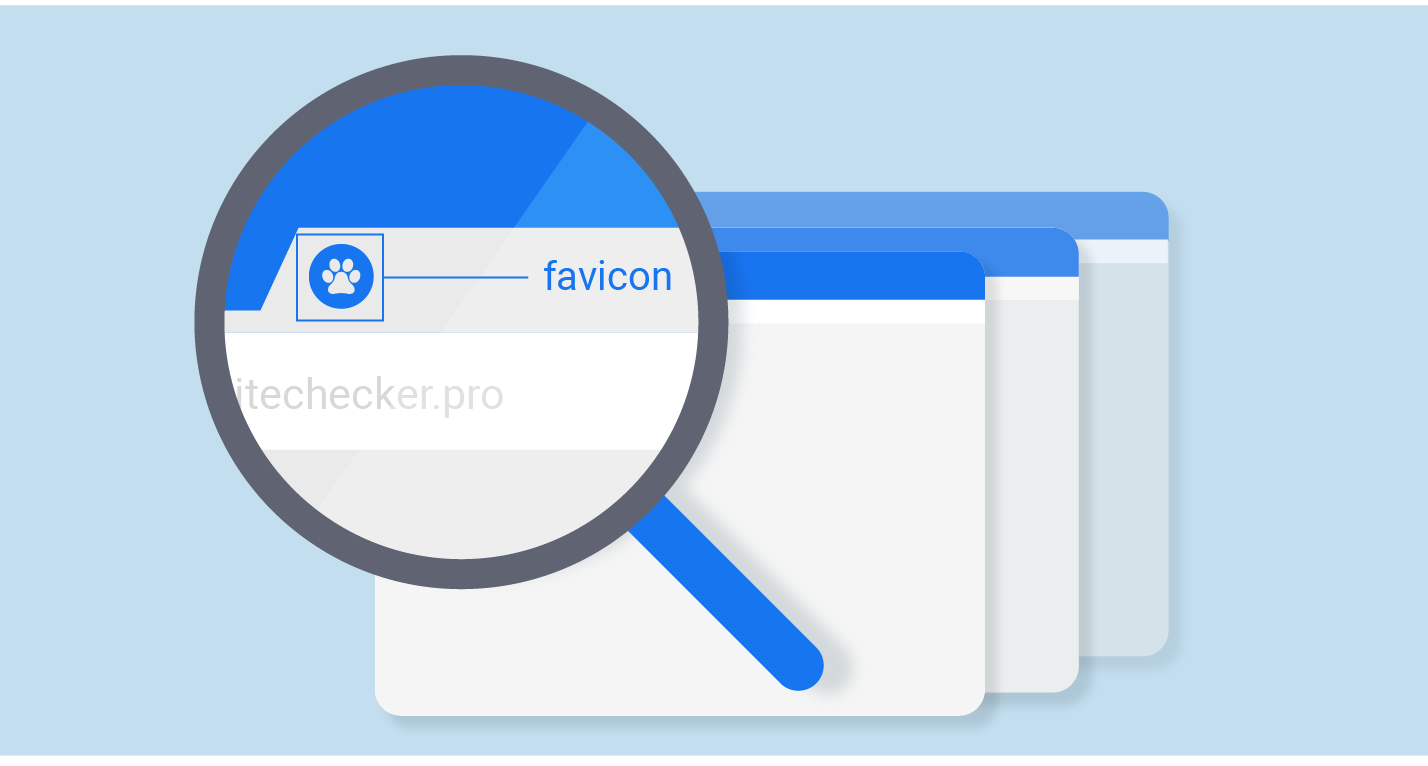 Image of How to configure or change favicon on wapblod.id