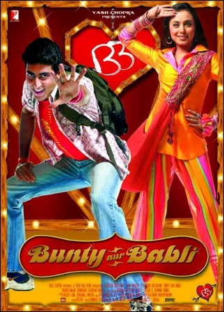 Bunty Aur Babli (2005) Hindi Movie 500MB BluRay Download
