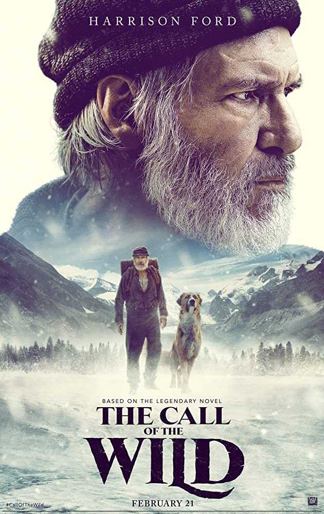 The Call of the Wild 2020 English 720p HDRip 800MB Download
