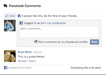Image of How to install facebook comments on Wapblog.