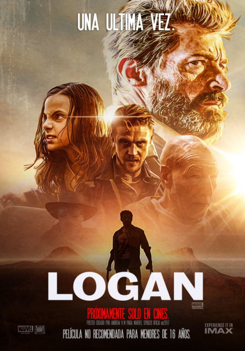 Logan 2017 Hindi Dual Audio 492MB BluRay Download