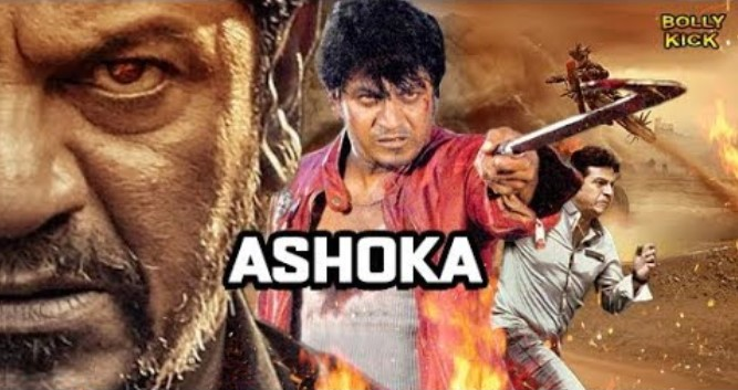 Ashoka (2020) Hindi Dubbed 355MB HDRip Download