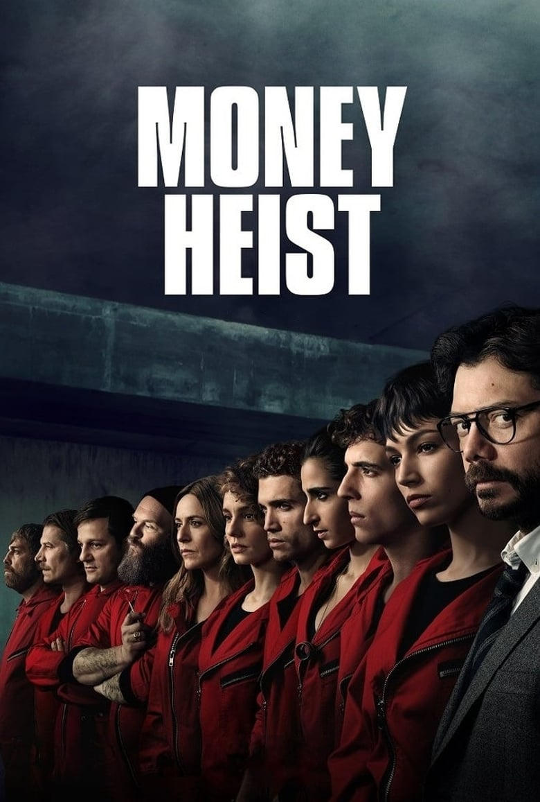 Money Heist S04 2020 English NF Compelte Web Seires 1.3GB HDRip Download