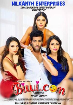 Biwi.Com 2016 Hindi Movie 378MB HDRip Download