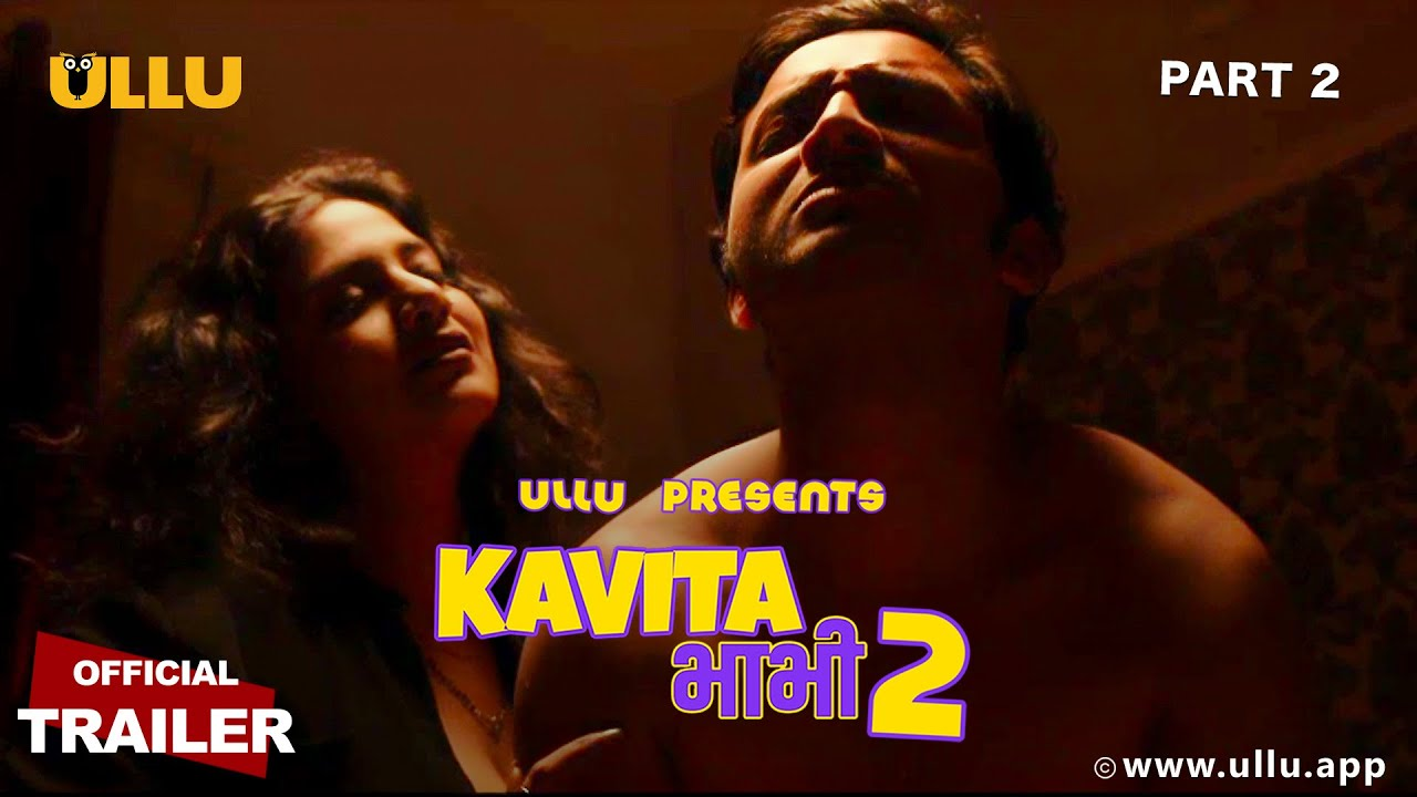 Kavita Bhabhi Season 2 2020 Part 2 Hindi Ullu Web Series Official Trailer 720p HDRip Download