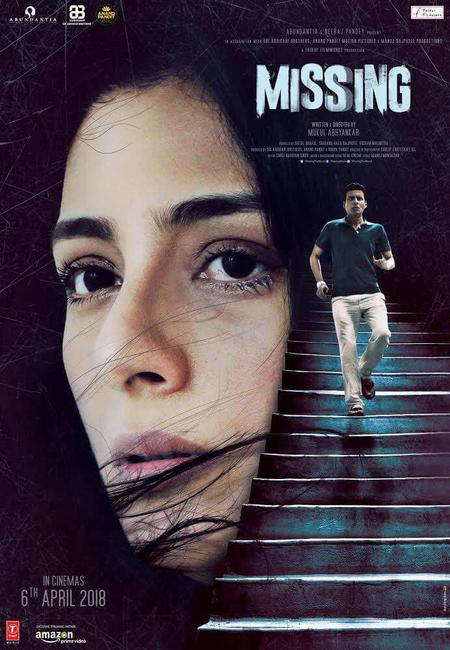 Missing 2018 Hindi Movie 720p HDRip 800MB ESubs Download