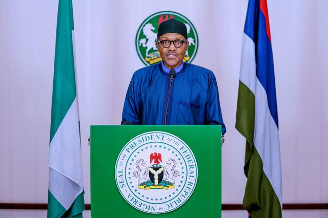 President Buhari's full speech on Lockdown extension released
