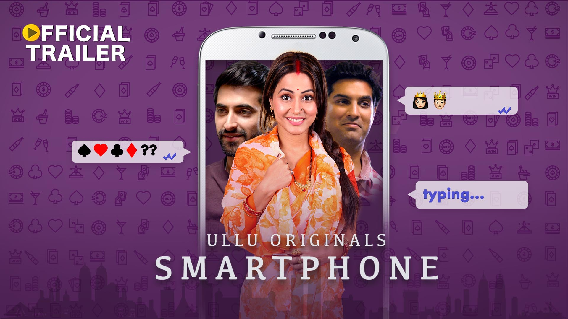 Smartphone 2020 S01 Hindi ULLU Originals Web Series Official Trailer 720p HDRip Download