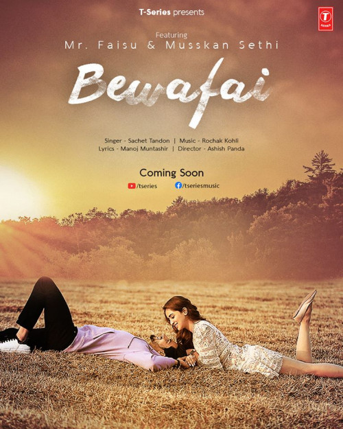 Bewafai By Sachet Tandon Official Music Video 720p HDRip 32MB Download