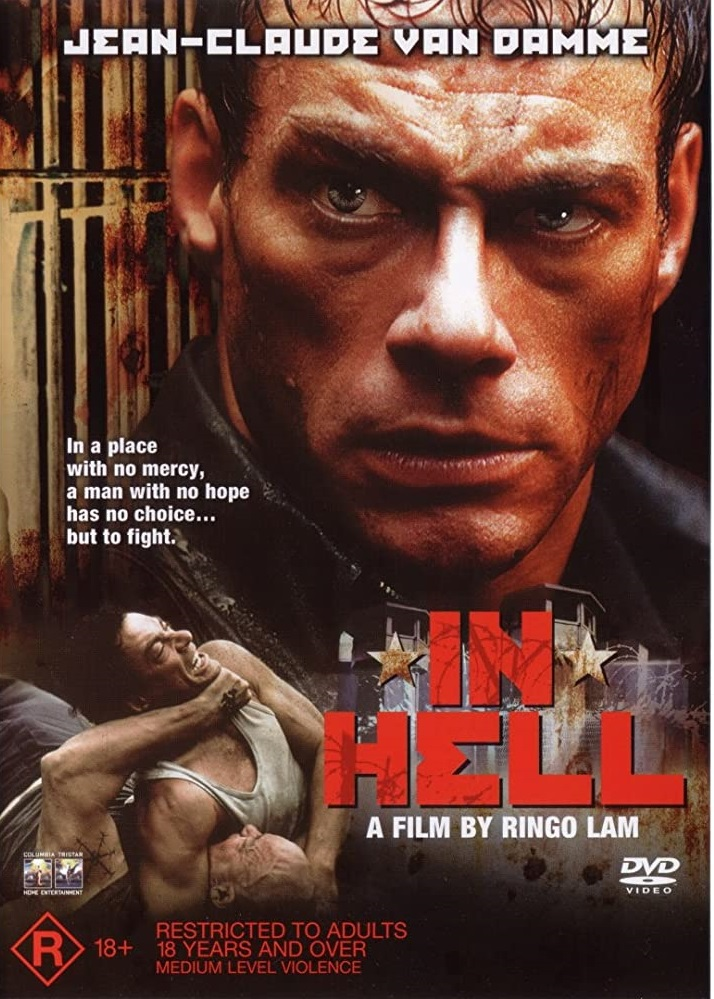 In Hell 2003 Dual Audio Hindi 350MB BluRay ESubs Download