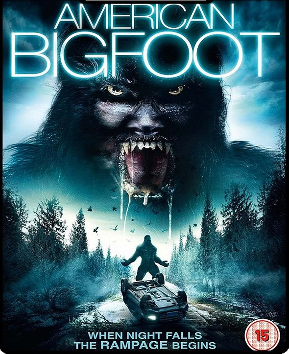 American Bigfoot 2017 full hd Dual Audio Hindi 720p UNCUT HDRip 550MB HEVC x265 ESubs