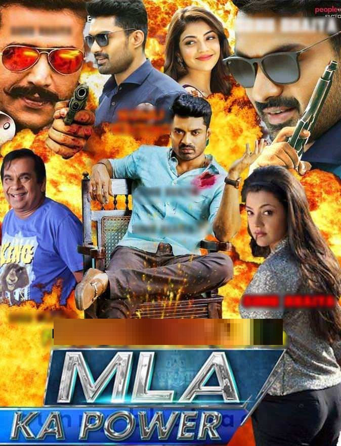 Naan Enna Summava (MLA) 2020 Hindi Dual Audio 700MB UNCUT HDRip ESubs Download