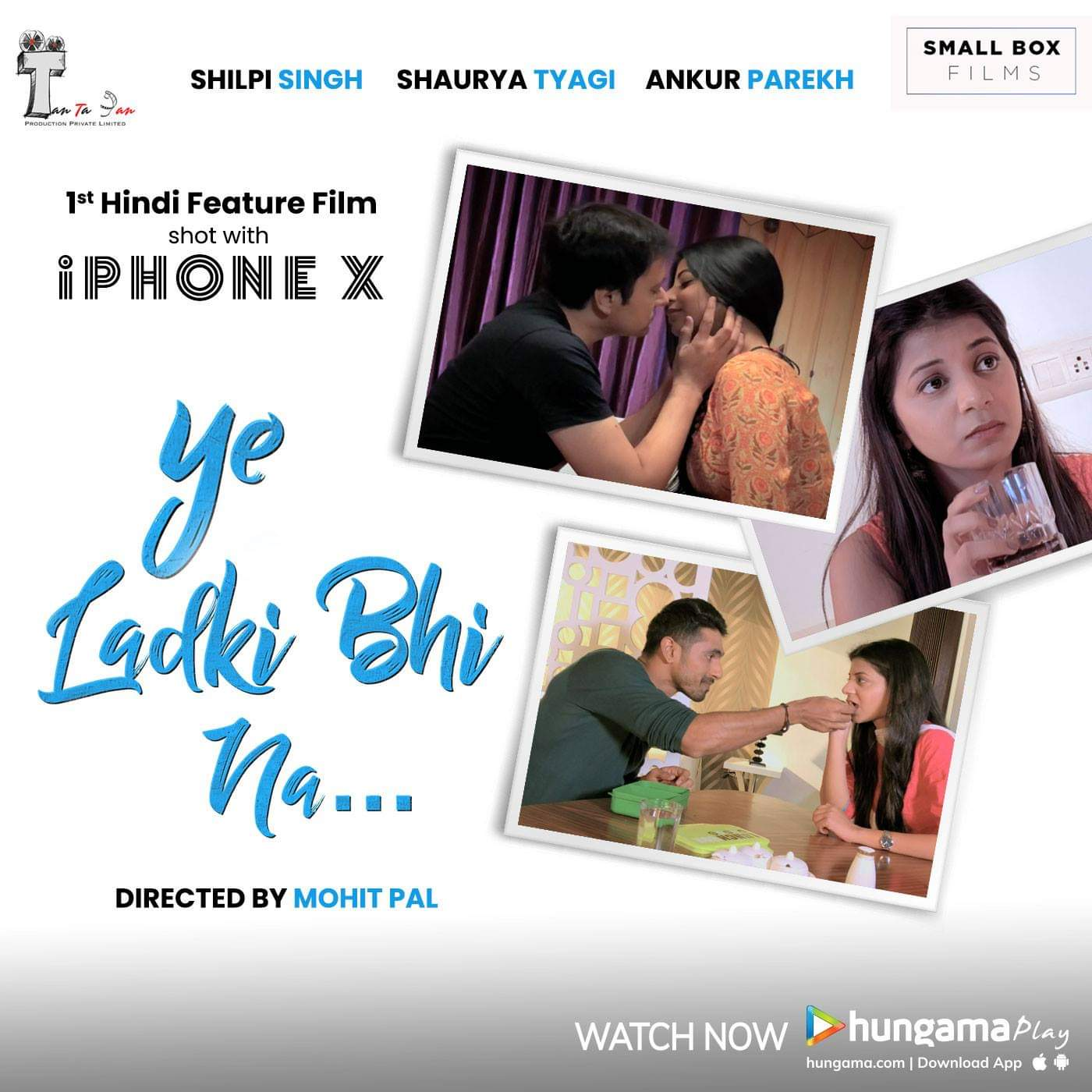 Ye Ladki Bhi Na… 2019 Hindi Movie 720p HDRip 800MB Free Download