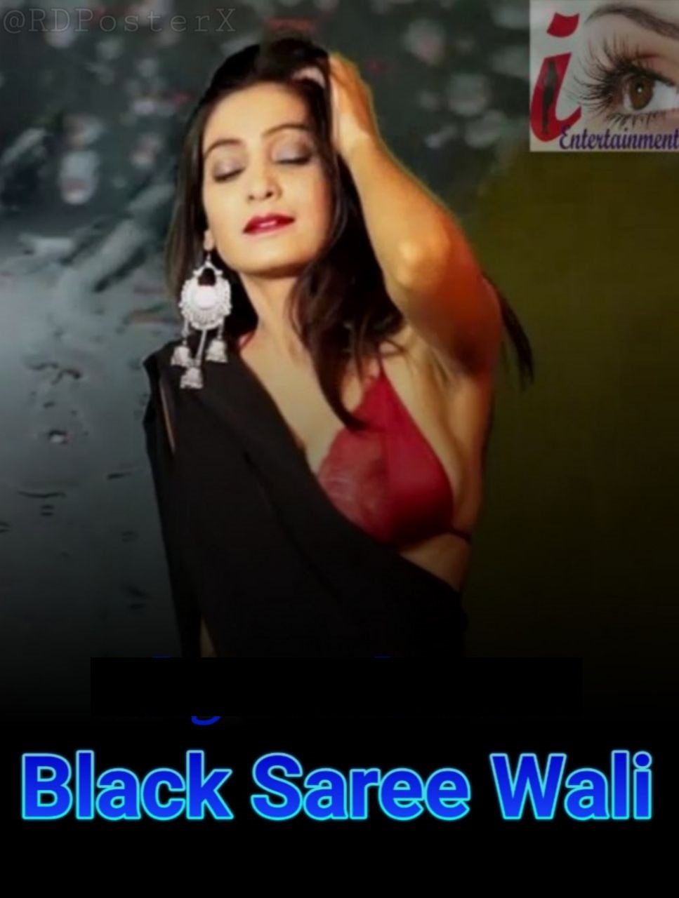 Black Saree Wali 2020 iEntertainment Originals Hindi Video 720p HDRip 100MB