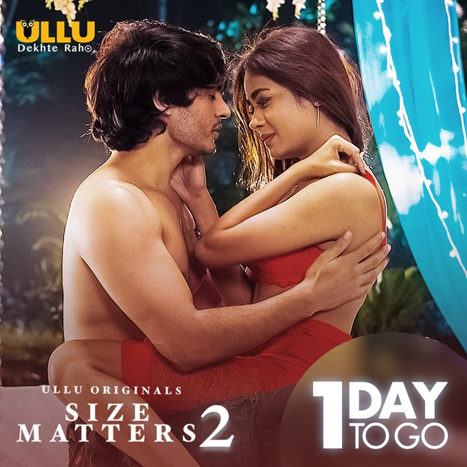 18+ Size Matters S02 2020 Part 1 Hindi Ullu Original Complete Hot Web Series 720p HDRip 600MB MKV