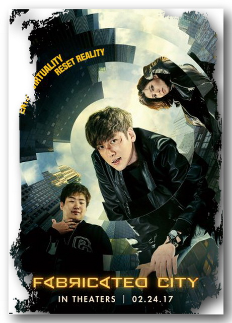 Fabricated City 2017 Dual Audio Hindi 1080p BluRay ESubs 2.4GB Download