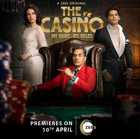 The Casino S01 2020 Hindi Zee5 Web Series Official Trailer 720p HDRip Download