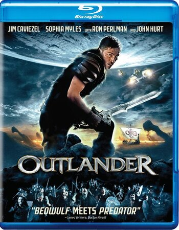 Outlander 2008 Full Movie Hindi Dual BluRay 450MB ESub Download