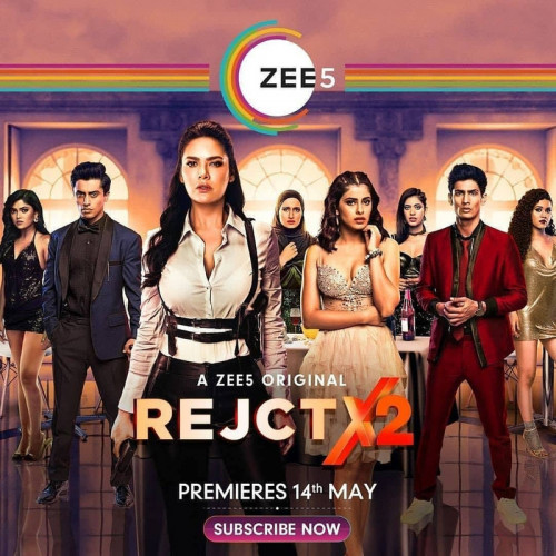 Download RejctX S02 (2020) EP (01-05) 1080p | 720p x264 Zee5 WEB-DL HINDI AAC