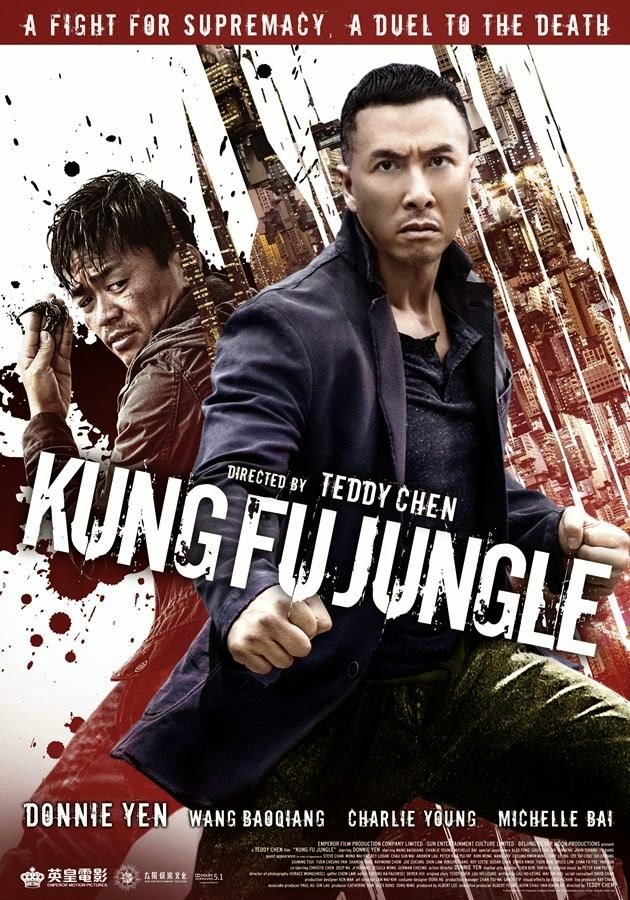 Kung Fu Jungle 2014 Hindi  Dual Audio Download