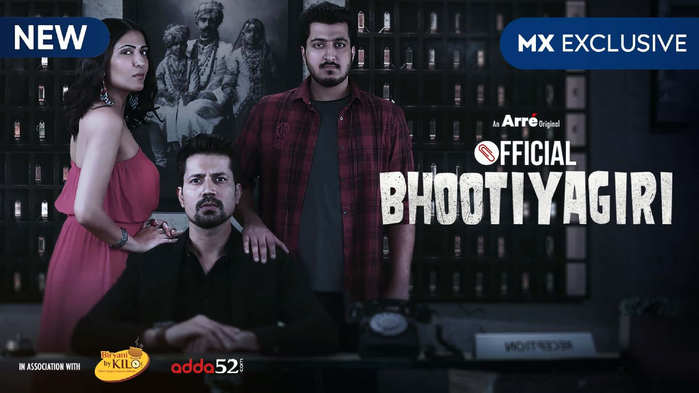 Official Bhootiyagiri (2020) Hindi S03 Complete Web Series 480p HDRip 350MB x264 AAC