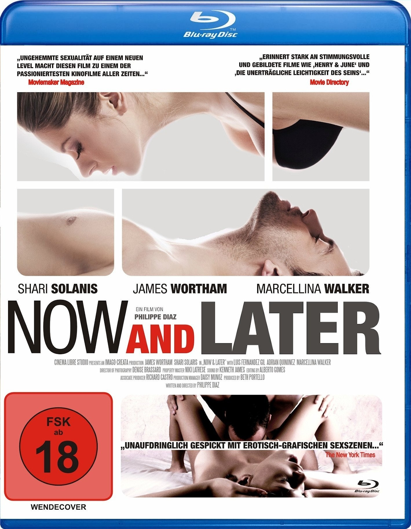 18+ Now & Later 2020 English Hot Movie 720p UNRATED BluRay 700MB x264 AAC