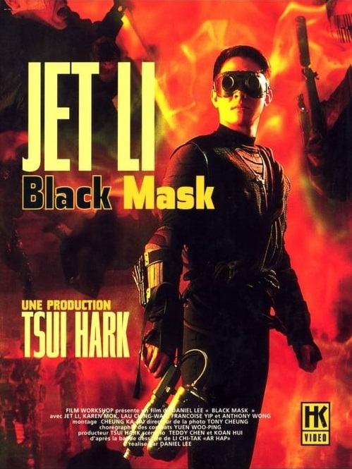 Black Mask 1996 Dual Audio Hindi 720p BluRay ESubs 950MB Download