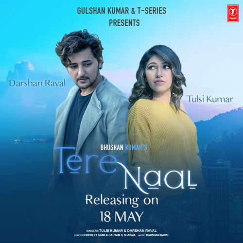 Tere Naal By Tulsi Kumar & Darshan Raval Video Song 1080p HDRip Download