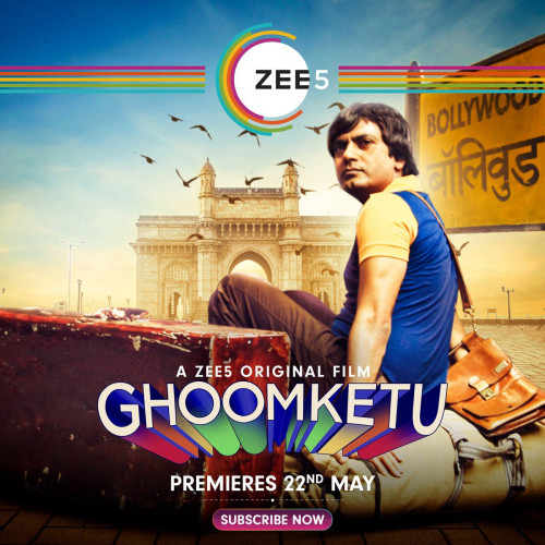Ghoomketu 2020 Hindi Movie 480p HDRip ESub 300MB x264 AAC