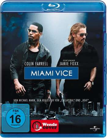 Miami Vice 2006 Dual Hindi 480p BRRip x264 400MB ESubs