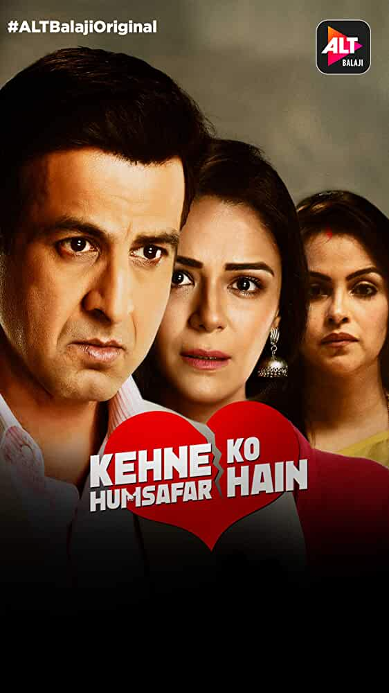 Kehne Ko Humsafar Hain S01 (2018) Hindi Complete ALTBalaji WebSeries x264 ESubs 800MB