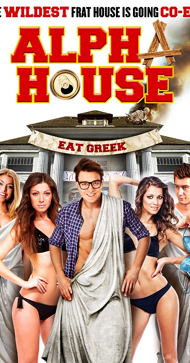 18+ Alpha House 2014 Movie Dual Audio BluRay 480P 350MB