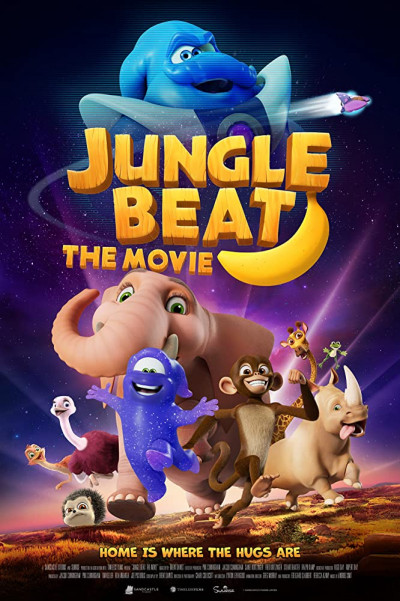Jungle Beat: The Movie 2020 HDRip 720p English 800MB