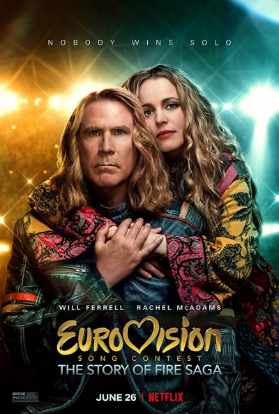 Eurovision Song Contest: The Story of Fire Saga 2020 HDRip 720p English 750MB ESubs