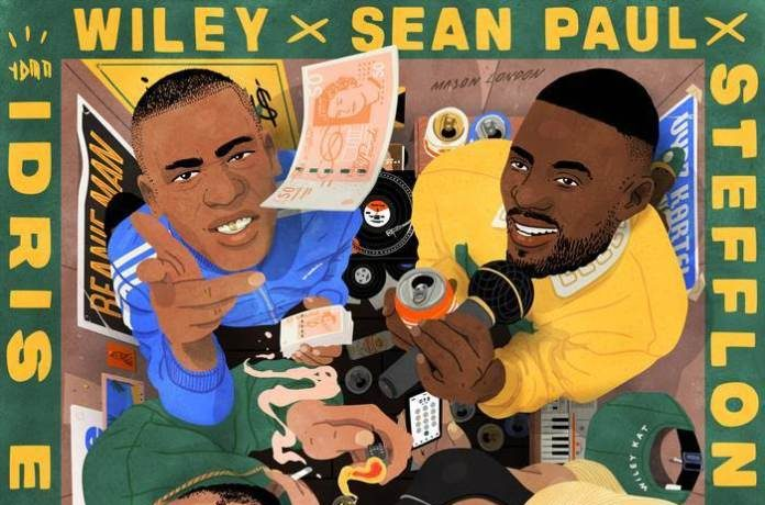 Wiley, Sean Paul, Stefflon Don ft. Idris Elba – Boasty (Instrumental)