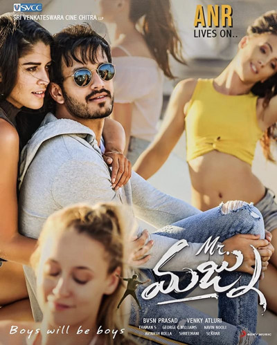 Mr. Majnu 2019 Hindi ORG 720p HDRip Dual Audio UNCUT 1.3GB ESubs