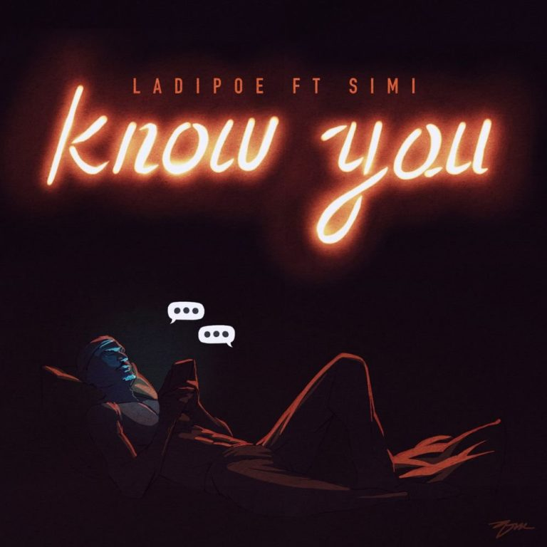 [Lyrics] LadiPoe ft. Simi – Know You