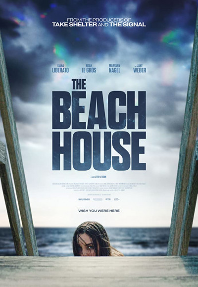 The Beach House 2020 HDRip 480p English 300MB ESubs