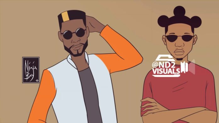 [Visualizer] DJ Ecool ft. Mayorkun, Zlatan & Dremo – ONOME