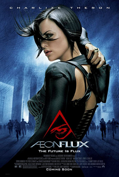 Æon Flux 2005 Hindi Dual Audio 720p BluRay 900MB SouthFreak