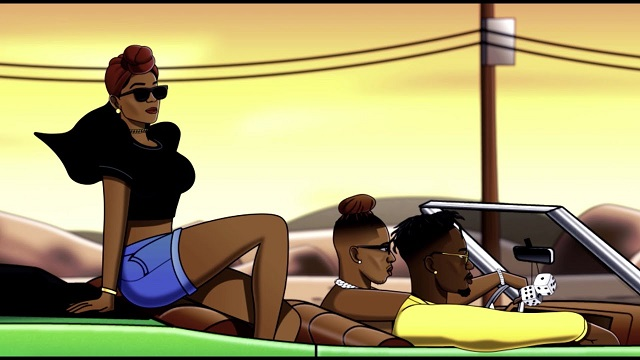 [VIDEO VISUALIZER] Krizbeatz – Pamela ft. Mr Eazi & Vanessa Mdee