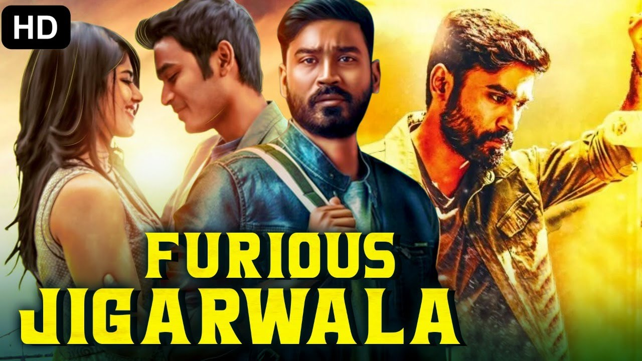 Furious Jigarwala 2020 Hindi Dubbed Movie 720p UNCUT HDRip 1GB ESubs