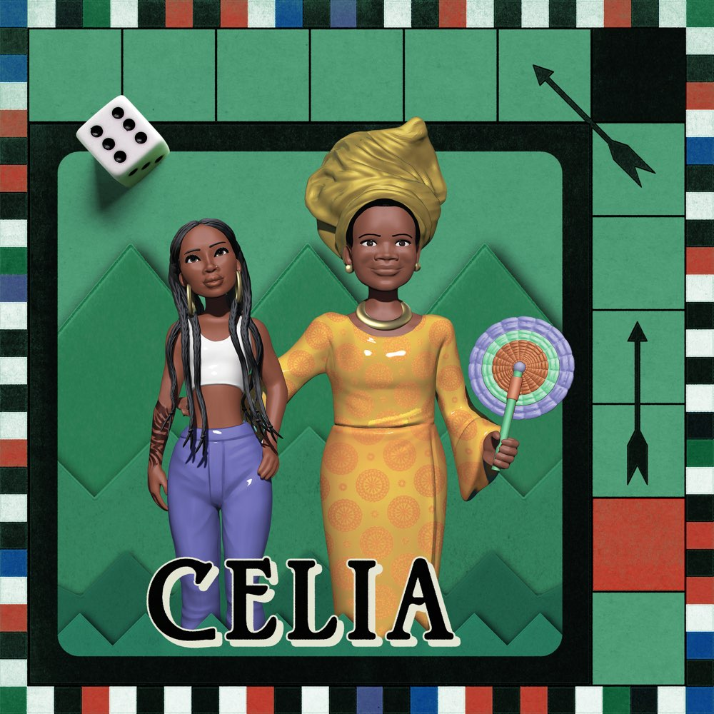 [ALBUM] Tiwa Savage – Celia
