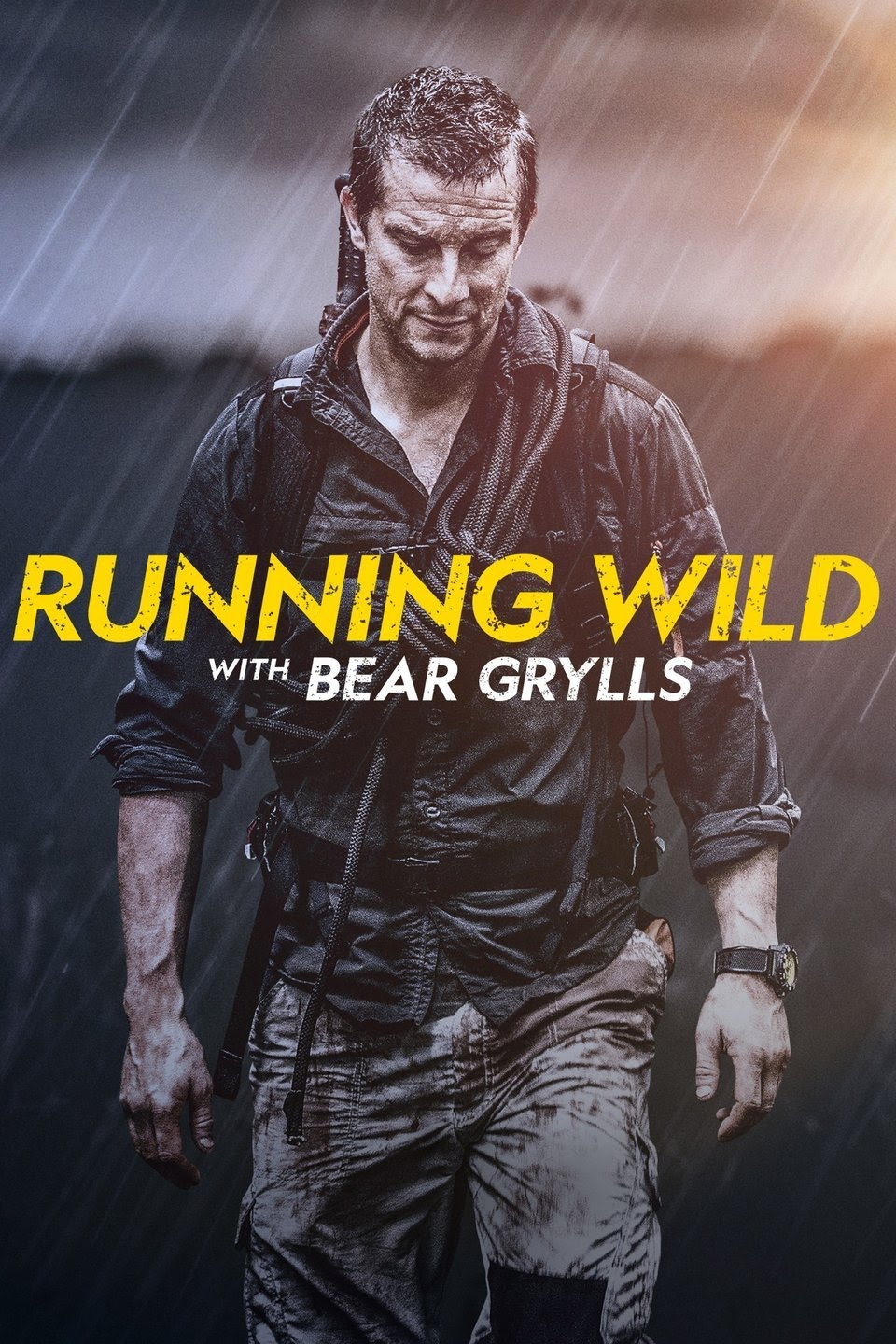 Running Wild With Bear Grylls Season 1 1080p DSCV+ WEB-DL x264 (AAC 2.0 – 192Kbps) [Telugu + Tamil + Marathi + Malayalam + Kannada + Hindi + English + Bengali] ~ TheDNK