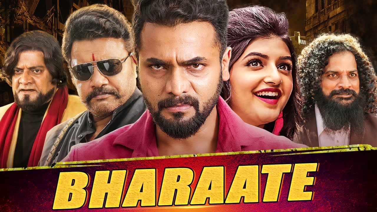 Bharaate 2020 Hindi Dubbed Movie 720p HDRip 700MB MKV Download