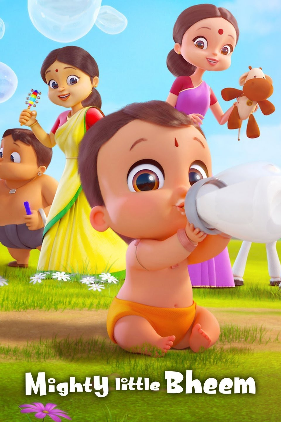 Mighty Little Bheem Season 3 1080p NF WEB-DL DDP5.1 x264 – Telly