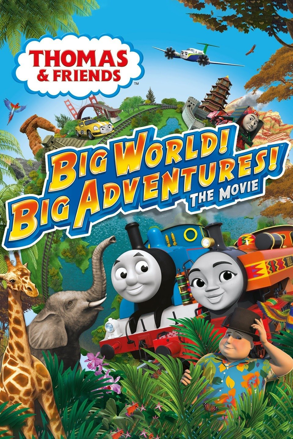 Thomas and Friends Big World! Big Adventures (2018) 1080p AMZN WEB-DL DDP5.1 H264 – CMRG