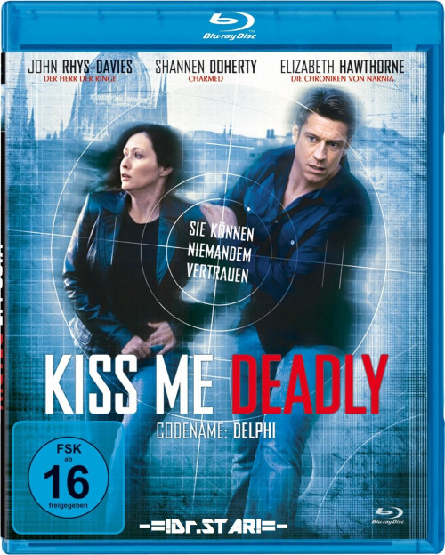 Cover Kiss Me Deadly (2008)