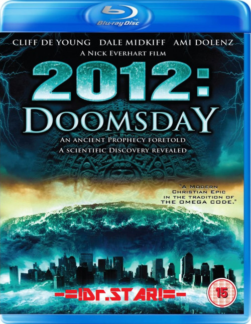 2012 Doomsday (2008) Cover