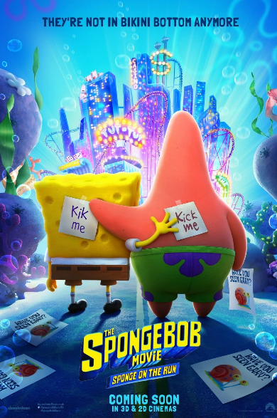 The SpongeBob Movie Sponge on the Run (2020) 1080p NF WEB-DL HIN-TAM-TEL-ENG DDP5.1 Atmos x264-Telly